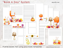 Book a Day System Package 04