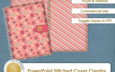 PowerPoint Stitched Digital Cover Creator