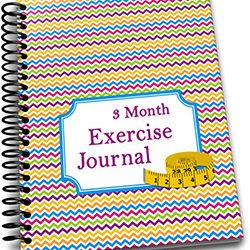 Kickstarter September 2019 – 3 Month Exercise Journal