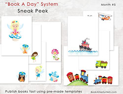 Book a Day System Package 05