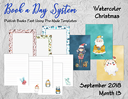 Book a Day System – September 2018
