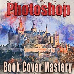 Photoshop Book Cover Mastery