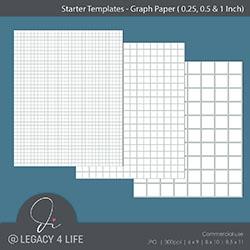 Starter Templates – Grid Paper