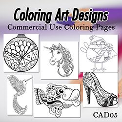 Coloring Art Designs 05