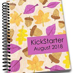 KickStarter August 2018