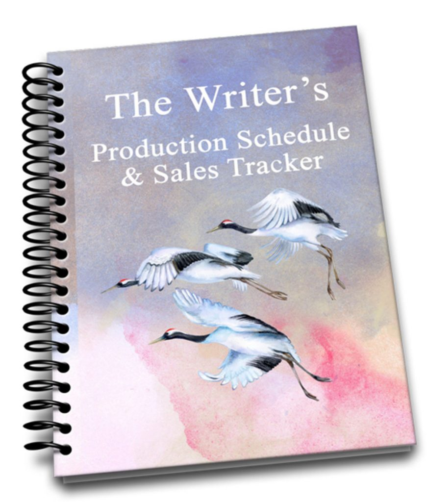 writer s notebook production sales tracker plr planners