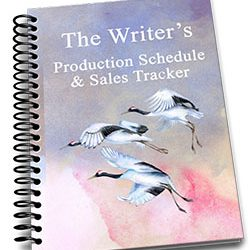 Writer's Notebook – Production & Sales Tracker
