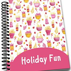Holiday Activity Journal for Kids