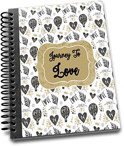 Journey to Love Valentines Journal