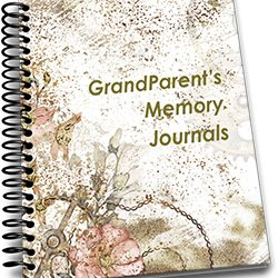 Grandparent's Memory Journals