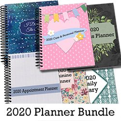 2020 Planners and Diaries