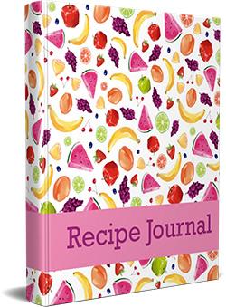 Simple Recipe Journal