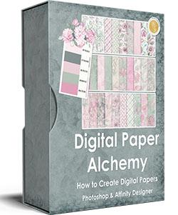 Digital Paper Alchemy