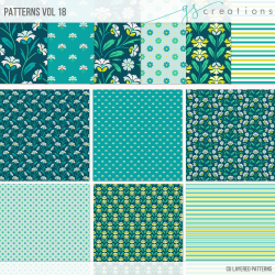 Patterns Volume 18