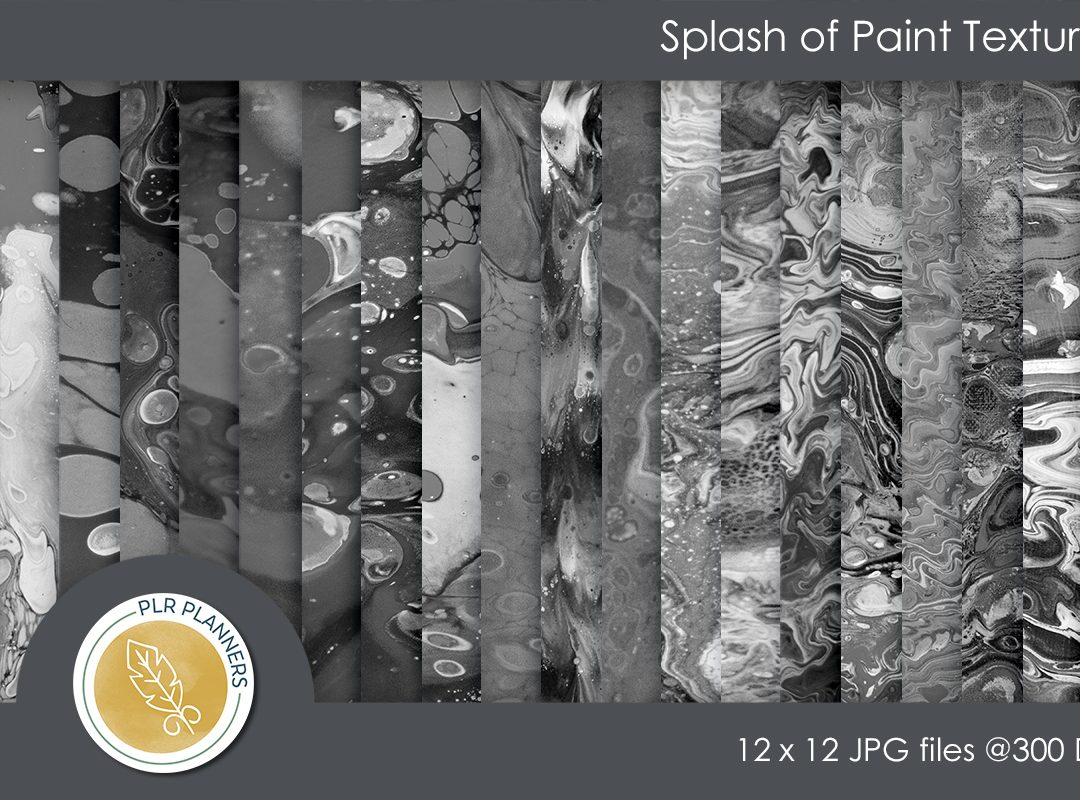 Splash of Paint Textures