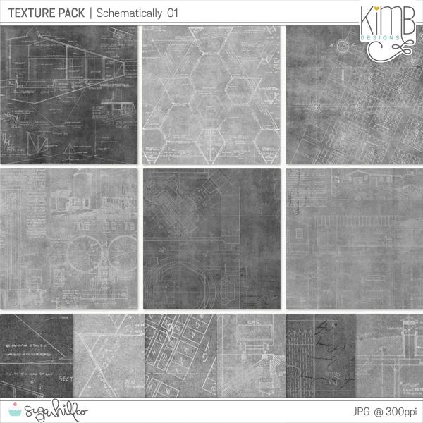 Schematically Textures
