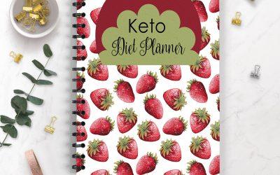 Keto Diet & Management Journal Templates