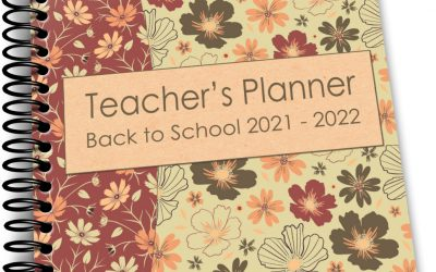 Back to School – Teacher's Planner