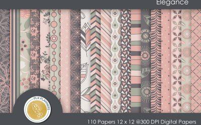 Elegance Paper Pack