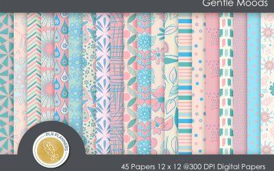 Gentle Moods Paper Pack