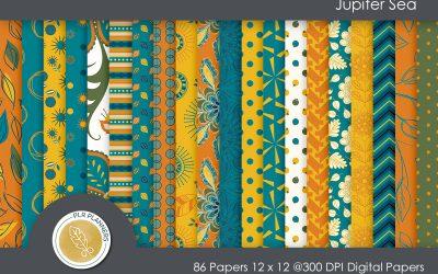 Jupiter Sea Paper Pack