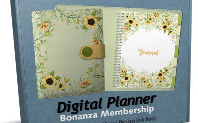 Digital Planner Bonanza – Membership