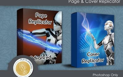 Page & Cover Replicator Photoshop