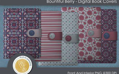 Bountiful Berries Digital Covers