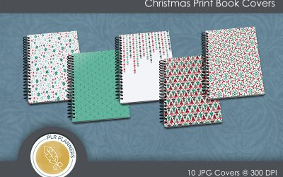 Christmas Book Covers