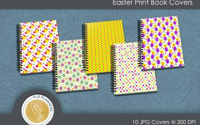 Easter Book Covers