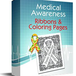 Medical Awareness Ribbons