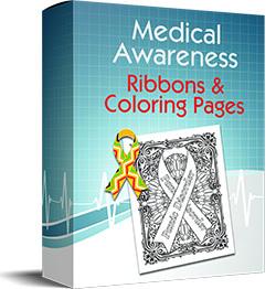 Medical Awareness Ribbons