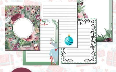 Christmas Templates Pack 02