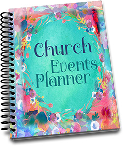 Church Events Planner