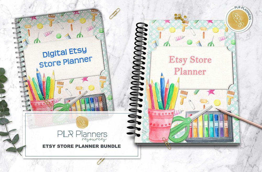 Etsy Store Planner