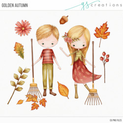Illustrations Golden Autumn