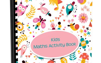 Kids Math Activity Book