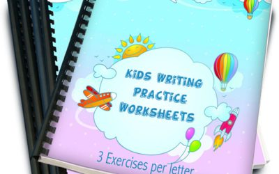 Kids Writing Practice Worksheets
