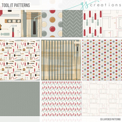 Tool It Layered Patterns