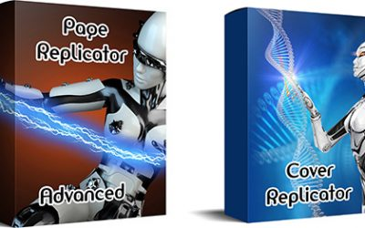 Page & Cover Replicator