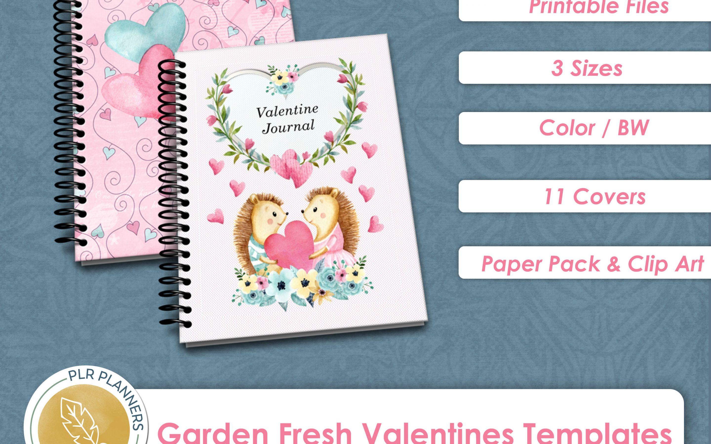 Garden Fresh Valentines