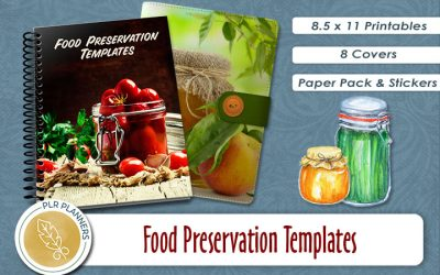 Food Preservation Templates