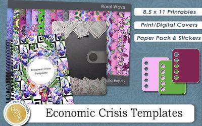 Economic Crisis Templates
