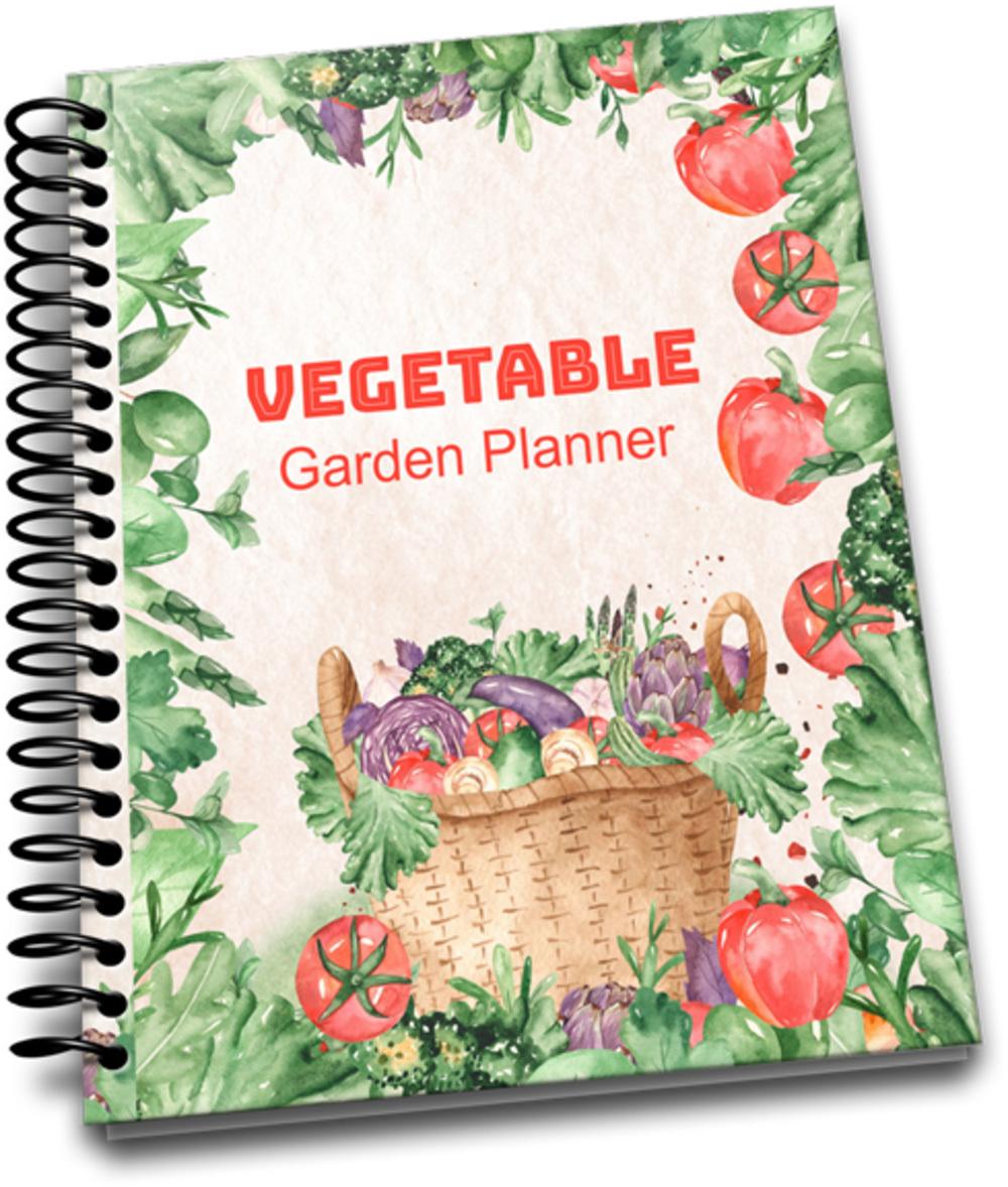 Vegetable Garden Journal & Planner