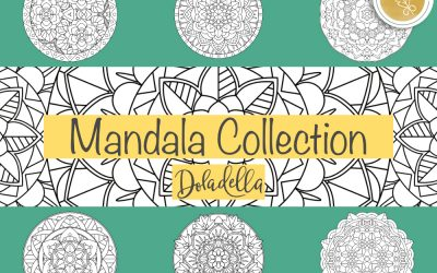 Mandala Collection with Doladella