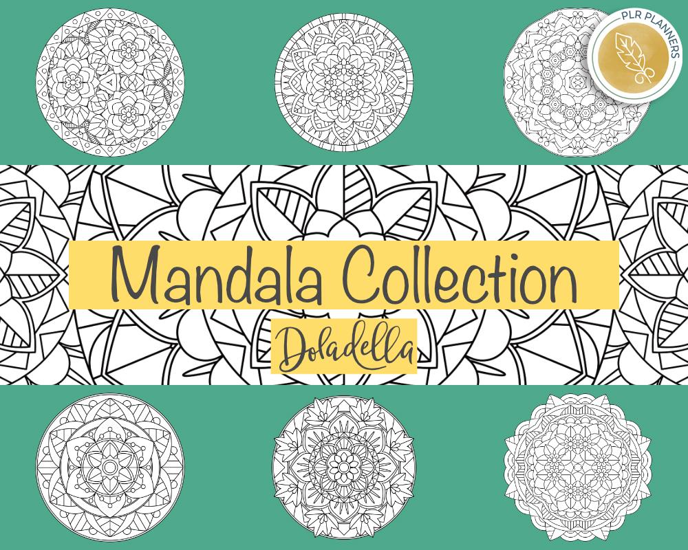 Mandala Collection with Doladella