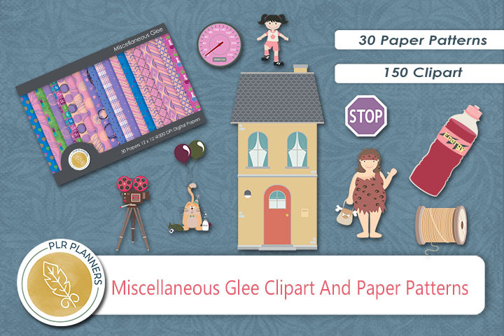 Misc Glee Graphic Resources