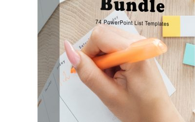 List Template Bundle