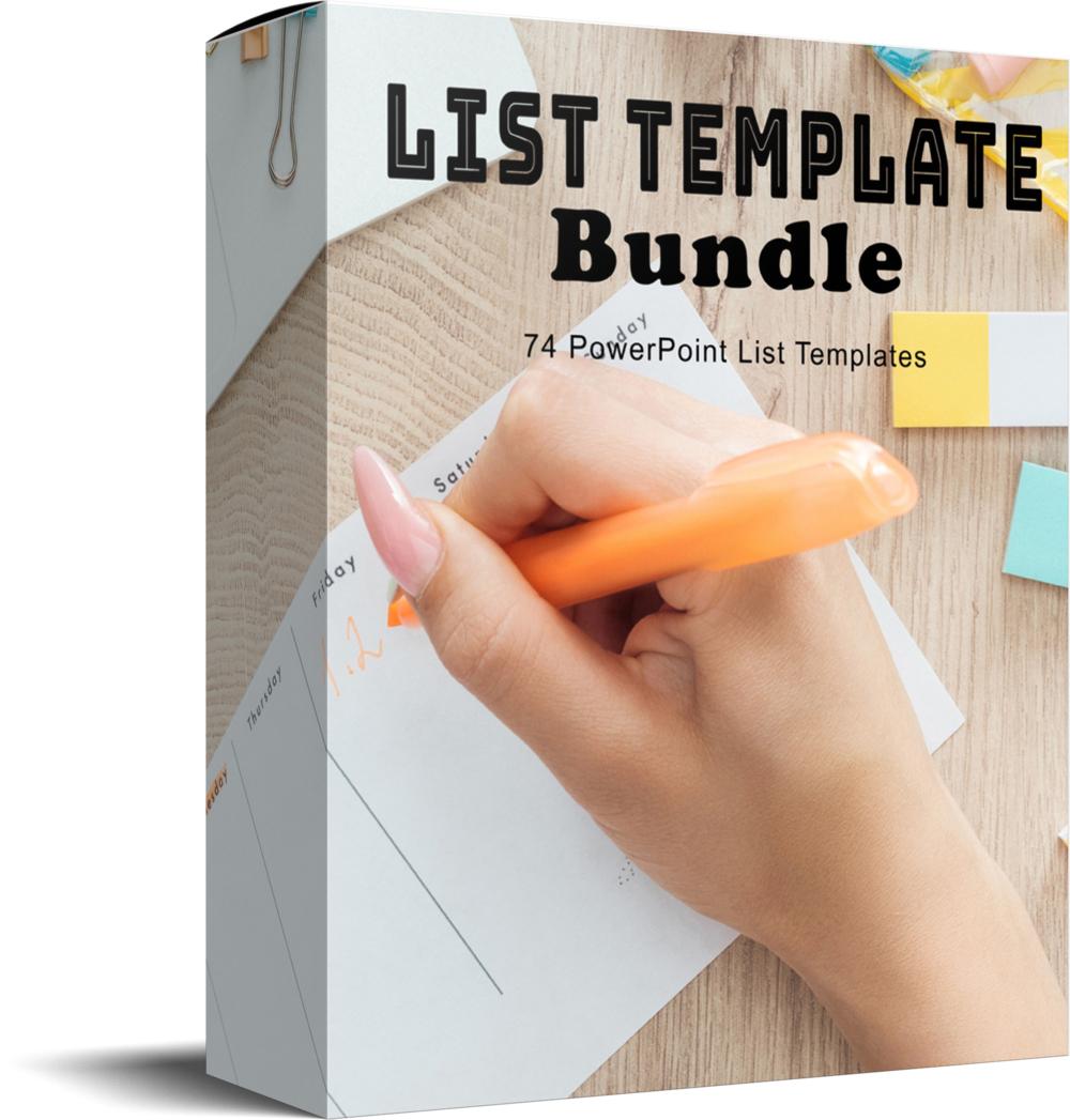 List Template Bundle
