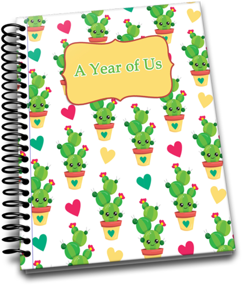 A Year Of Us Journal
